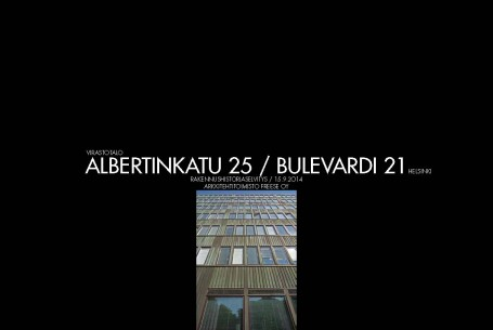 Valtion virastotalo Albertinkatu 25