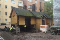 Ruiskumestarin talo